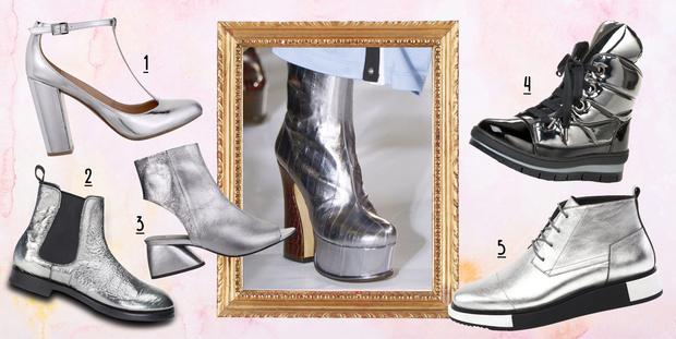 Фото №7 - Самая актуальная обувь этой осени