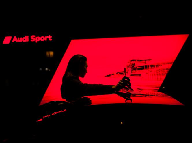 Фото №3 - Audi City Moscow познакомил российских знаменитостей с «Персональным покупателем»