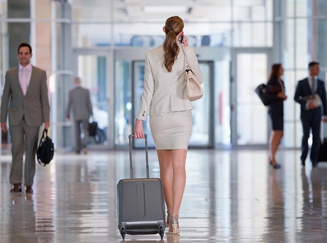 Фото №1 - Перелетные птицы: секреты путешествия деловых леди