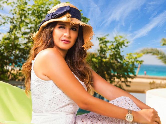 Фото №9 - Звезды Востока: как выглядят 10 самых популярных арабских актрис