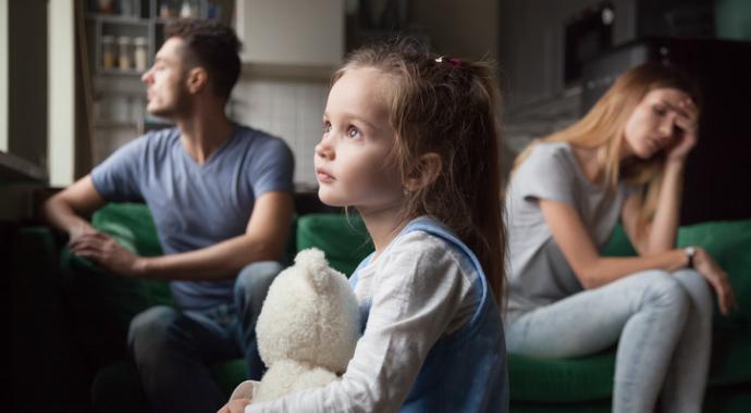 Что нужно знать любящим родителям, которые разводятся
