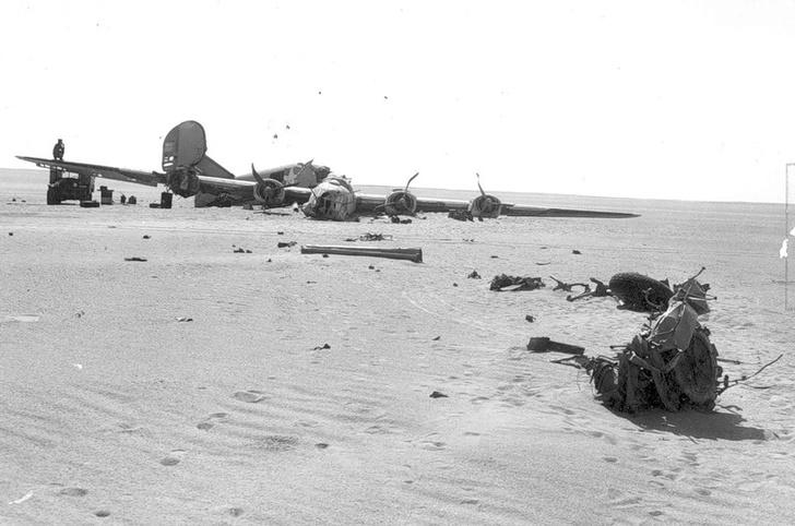 Фото №2 - Невезение, трагедия, стечение обстоятельств: 5 таинственных авиакатастроф XX века
