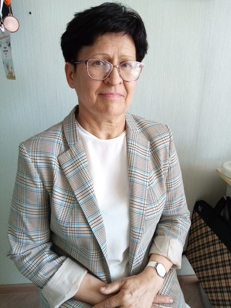 Светлана Максимовна Микешкина