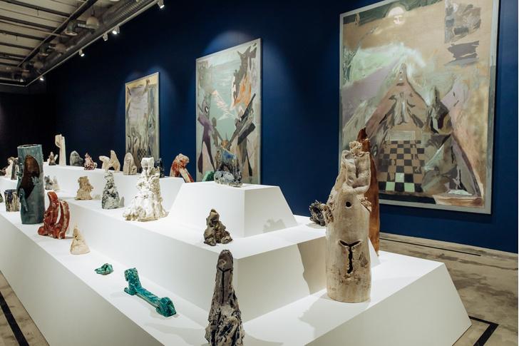 Фото №4 - Выставка-инсталляция Николая Кошелева в Новой Третьяковке
