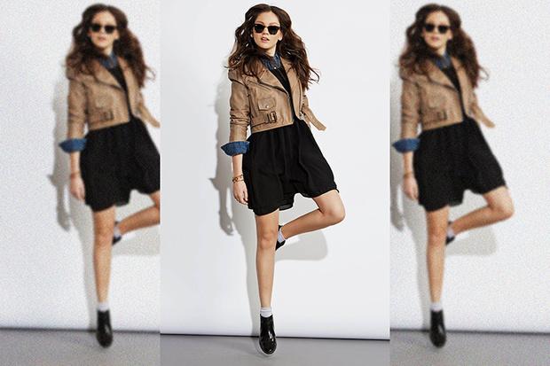 Фото №1 - 5 способов носить черное платье