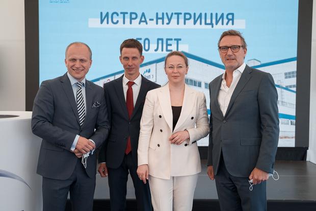 Фото №1 - Подарок на 50-летие: компания Danone инвестировала 277 млн рублей в запуск новых продуктов