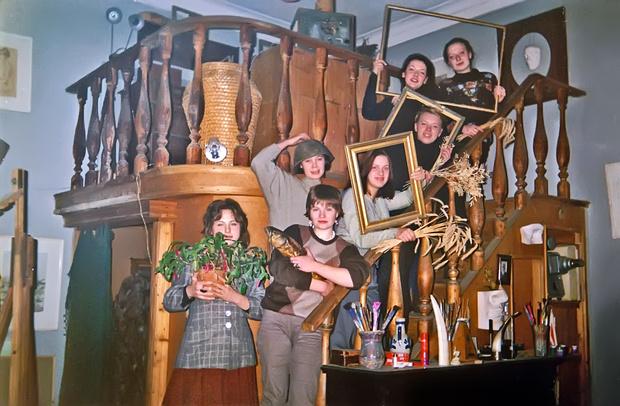 Фото №12 - 195-летие Строгановки: факты и воспоминания выпускников