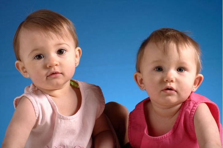 Фото №1 - Количество близнецов в мире выросло