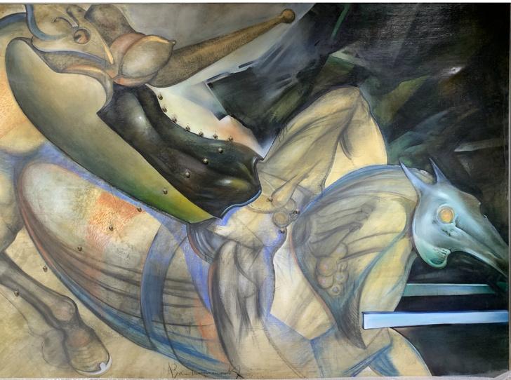 Фото №1 - Почему стоит пойти на выставку Александра Рукавишникова в Москве