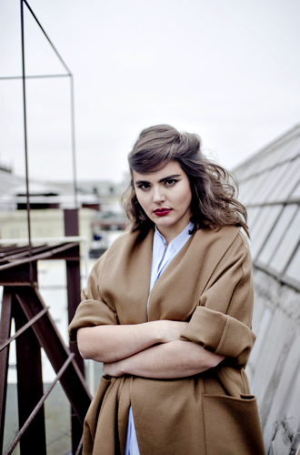 Фото №3 - Алессандра Гарсиа-Лоридо: красота размера plus