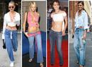 Не ждали: почему джинсы с низкой талией снова в тренде (и как их носить)