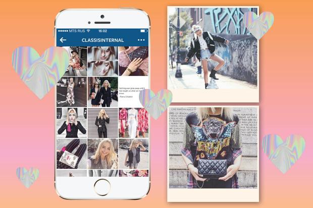 Фото №1 - Инстаграмы, на которые стоит подписаться во время Недель моды