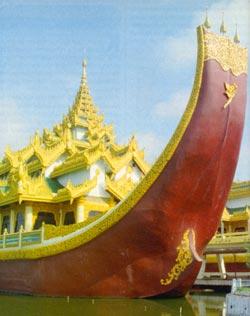 Фото №2 - Золотые пагоды Мьянмы