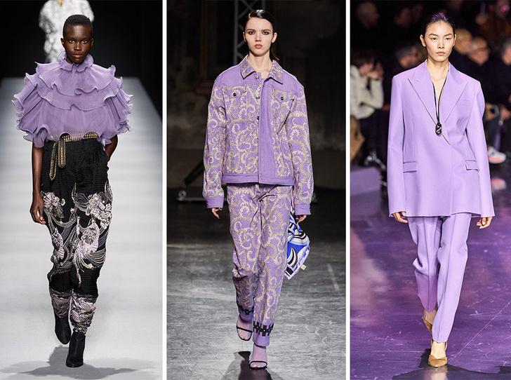 Фото №3 - 10 трендов осени и зимы 2020/21 с Недели моды в Милане