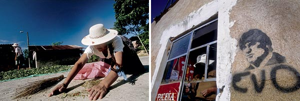 Фото №2 - Кока–кома. Боливийский недуг