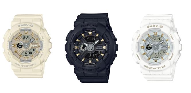 Фото №2 - Для тех, кто не привык опаздывать:  новые часы Baby-G