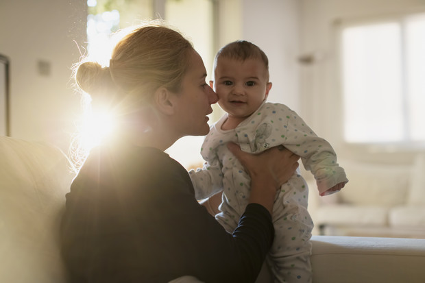 Фото №1 - Как похудеть после родов: подробное меню на 7 дней