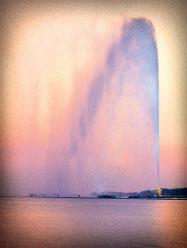 Фото №1 - Где находится самый высокий фонтан?