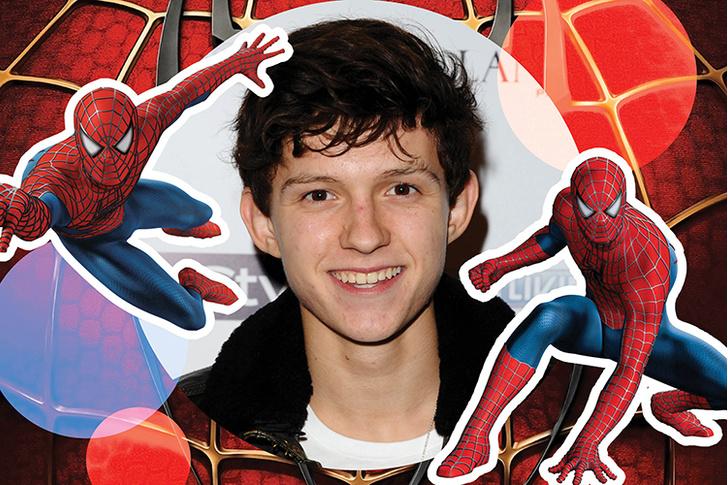 Фото №1 - Новым Человеком-пауком станет Том Холланд