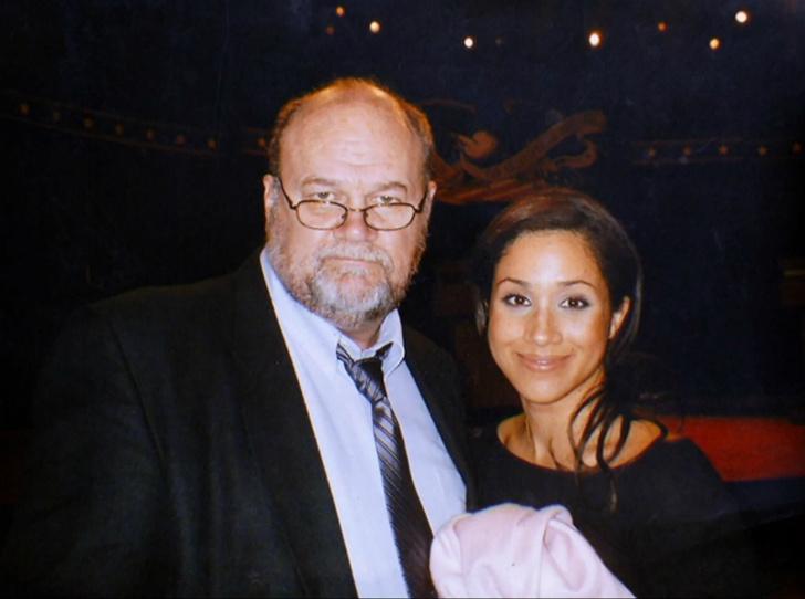Фото №1 - «Мне не нравится, кем стала моя дочь»: отец Меган о новой жизни Сассекских