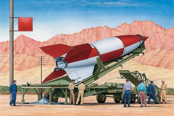 Фото №1 - Дальний ракетный удар