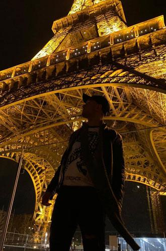 Фото №3 - Новый Год в Париже: Правый берег или Левый?