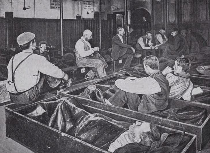 Фото №3 - История одной фотографии: ночлежка на весу, 1930-е годы