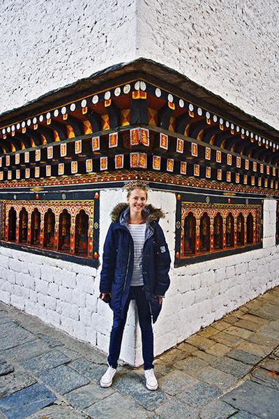 Фото №1 - Бутан: счастье - это место