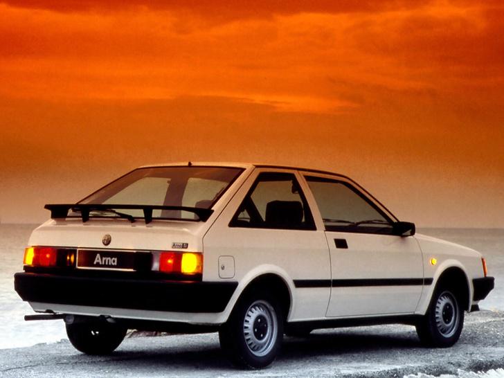 Фото №2 - Худшая Alfa Romeo на планете: история маленькой «Арны»