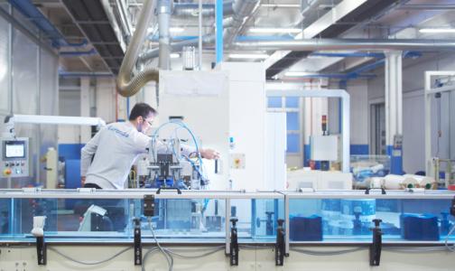 Фото №1 - Стерильный бизнес. Итальянская компания построила под Петербургом завод слюноотсосов за 10 млн евро