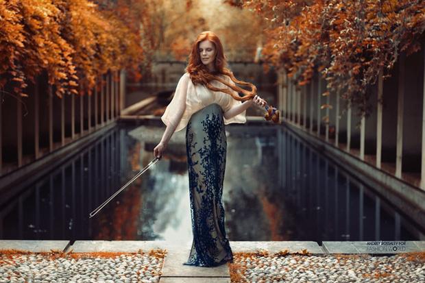 Фотограф Андрей Россалев