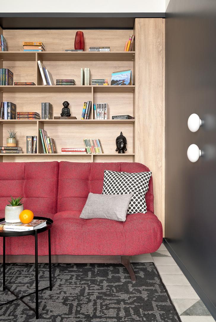 Фото №4 - Стильные апартаменты 31 м² для сдачи в аренду в Москве