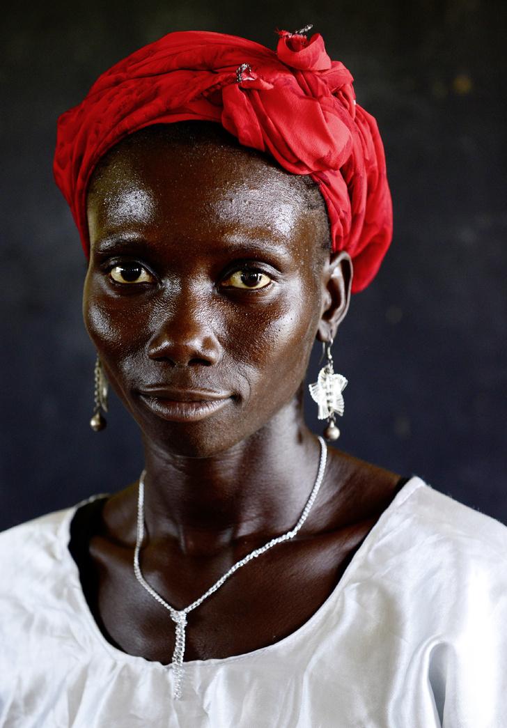 Фото №1 - Мисс мира: Гвинея-Бисау. Сильный пол
