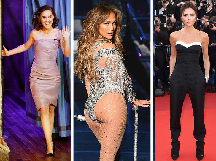 Фото №1 - Самые безумные способы быстрого похудения знаменитостей