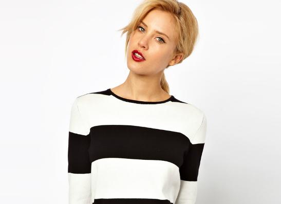Фото №1 - Модные тренды-2013: черно-белый цвет