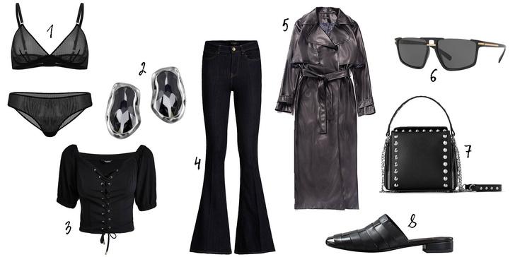 Фото №3 - This is клеш: с чем носить расклешенные брюки, чтобы выглядеть стильно