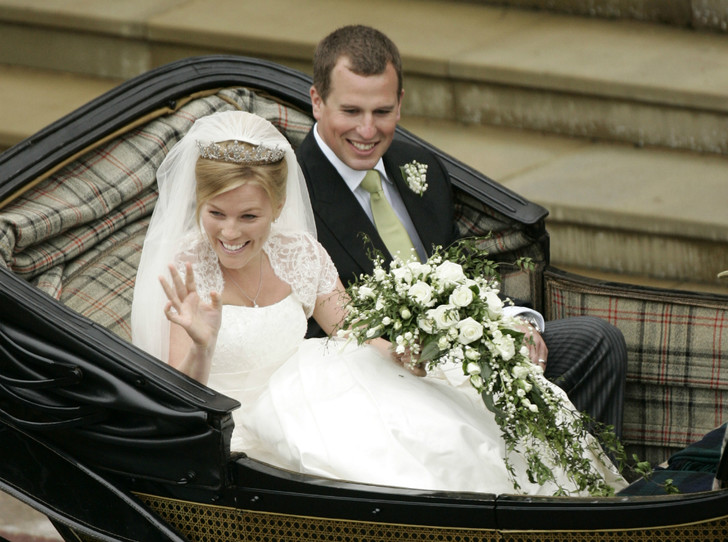 Фото №3 - Еще один «сюрприз» для бабушки: внук Королевы разводится с женой