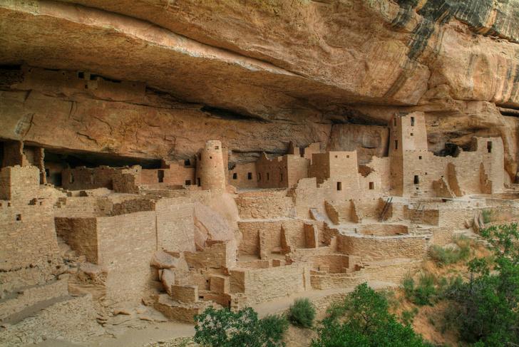Фото №1 - Археологи назвали причины исчезновения цивилизации пуэбло