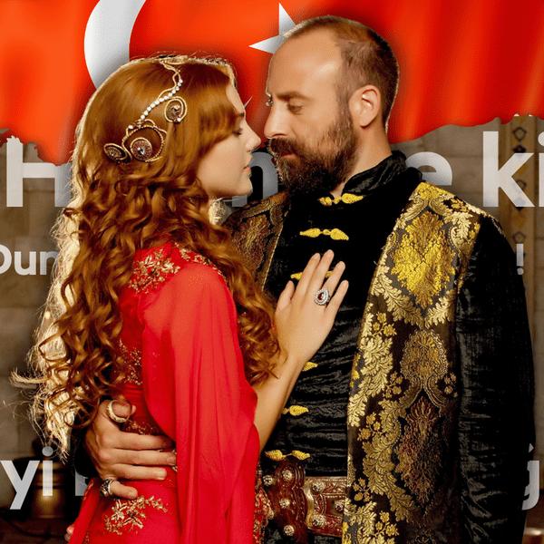Фото №1 - Окно в Турцию: цитаты из «Великолепного века» на турецком 😎