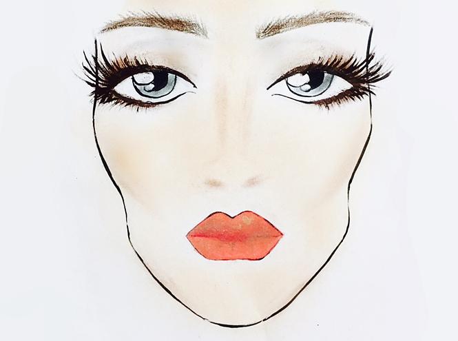 Фото №3 - В образе: три вечерних варианта макияжа от визажиста Lancôme