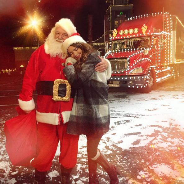 Фото №4 - Звездный Инстаграм: Рождество